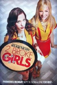 Poster for 2 Broke Girls (2011) S01E18.