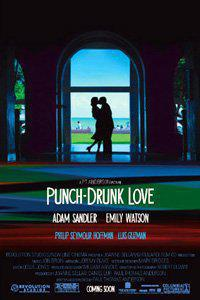 Poster for Punch-Drunk Love (2002).