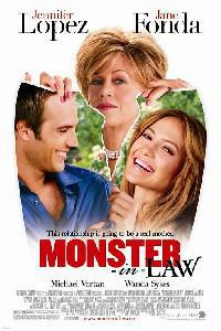 Poster for Monster-in-Law (2005).