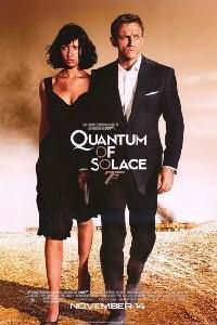 Poster for Quantum of Solace (2008).