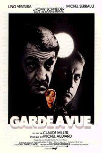 Poster for Garde à vue (1981).