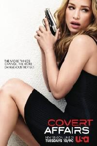 Poster for Covert Affairs (2010) S01E02.