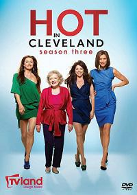 Poster for Hot in Cleveland (2010) S01E07.