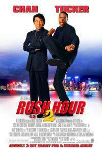 Poster for Rush Hour 2 (2001).