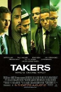Poster for Takers (2010).