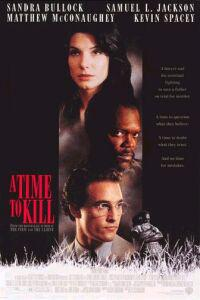 Poster for A Time to Kill (1996).