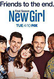Poster for New Girl (2011) S03E11.
