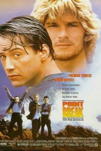 Poster for Point Break (1991).