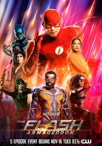 Poster for The Flash (2014) S01E07.