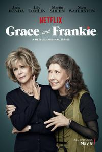 Poster for Grace and Frankie (2015) S03E12.